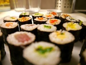 Sushi zum Thieuley