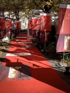 Coop Weinmesse 2013 Eingang